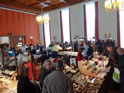 44th Gem and Mineral Show in Aue
