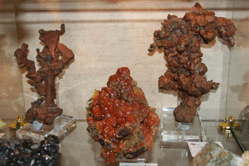 Copper and Pyromorphite