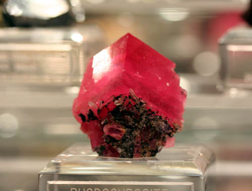 Rhodochrosite, Sweet Home Mine