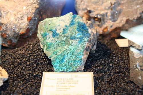 Sieleckiite from Mt Oxide Mine, Queensland