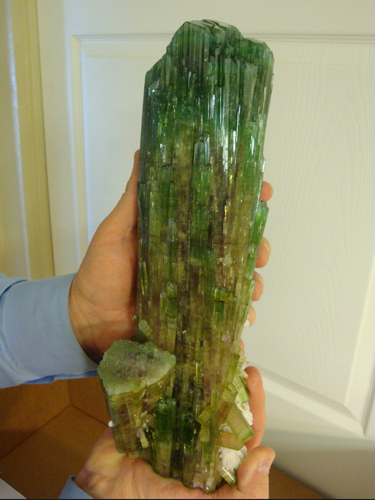 Tourmaline from Paprock, Afghanistan