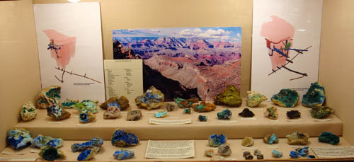 Grand View Mine display