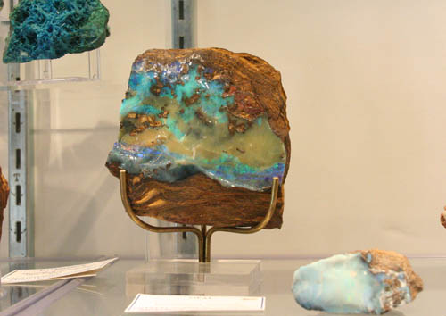 Boulder Opal from Queensland