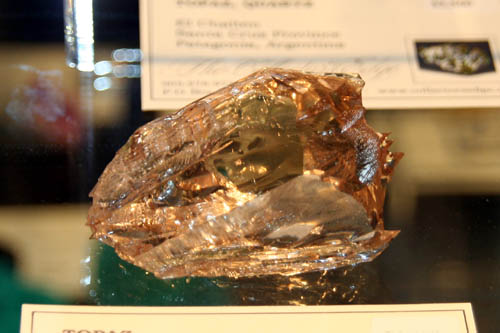 Topaz from Patagonia