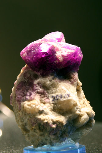 Hackmanite from Badagshan, Pakistan
