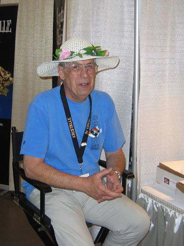 Willie at the Tea Party 2007