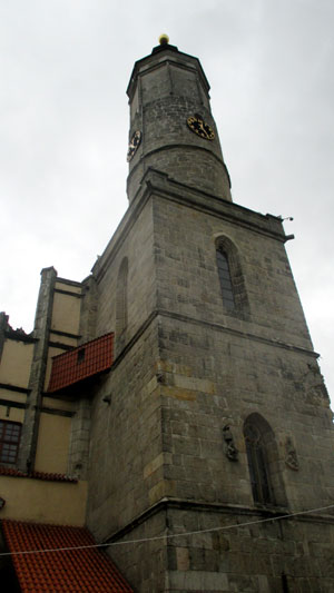 tower of the town house