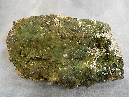 smithsonite, Chessy