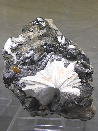 Greenockite, Pectolite, Germany