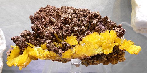 Legrandite, Ojuela mine, Mexico