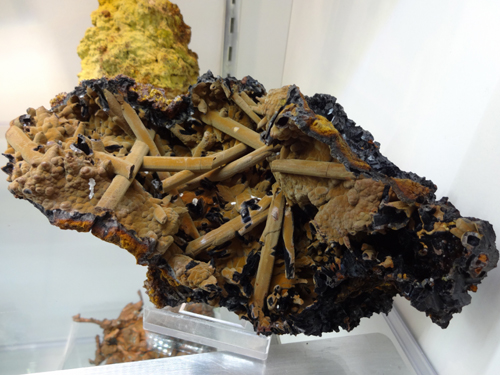 goethite, gypsum greece