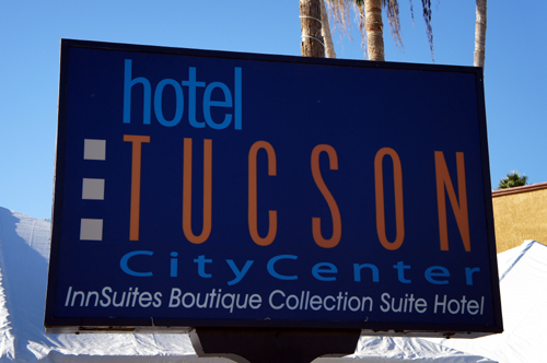 Tucson City Centre Hotel