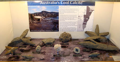 Cool Calcites
