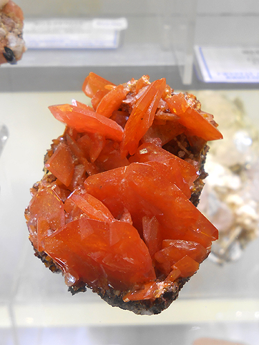 wulfenite, Red Cloud