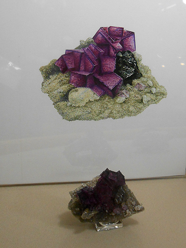 Fluorite, Calcite, Tennessee TGMS