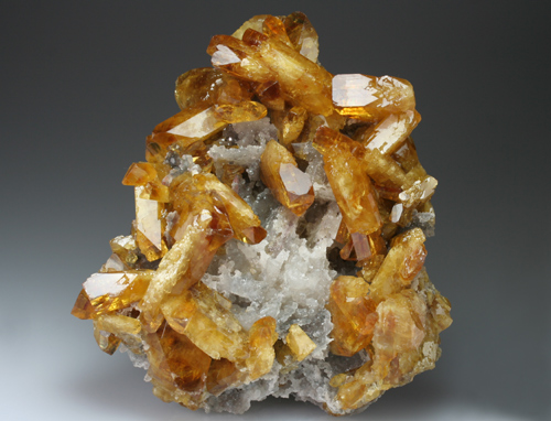 Baryte, Germany