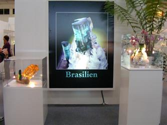 Munich Mineral Show 2010 - Show Report 3