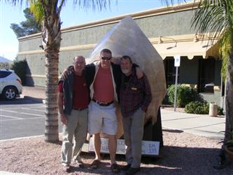Tucson Mineral Shows 2011 - Messebericht Teil2