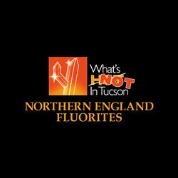 Watch the 'What's NOT in Tucson' Show - Northern England Fluorites