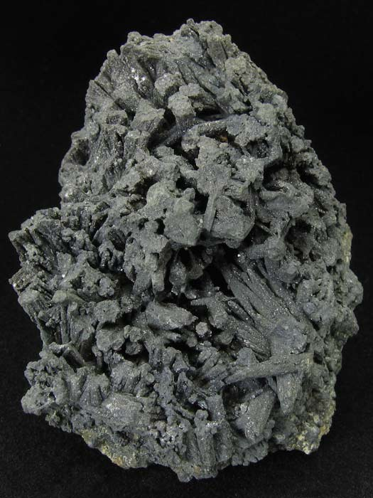 Galena Pseudomorphs After Pyromorphite