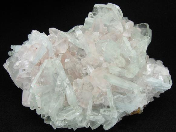 Calcite and Baryte