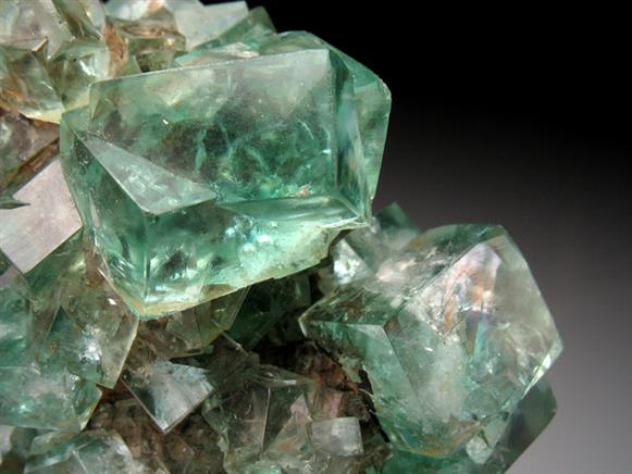 Fluorite and Galena