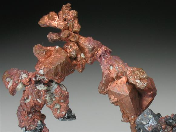Cuprite and Native Copper