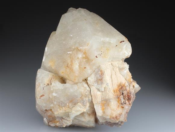 Quartz Var Capped Quartz
