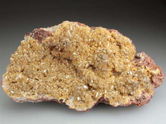 Arsenatian Vanadinite (Endlichite)