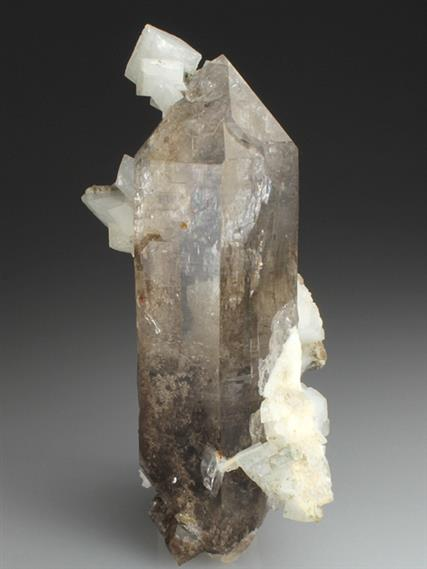 Quartz With Adularia