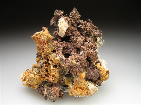 Native Copper and Smithsonite