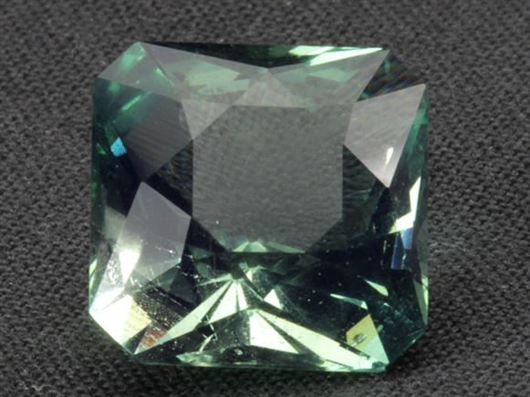 Faceted Cut Fluorite