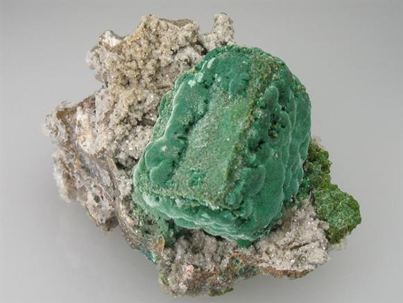 Malachite Pseudomorph Of Azurite