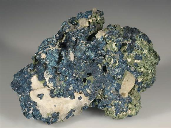 Clinoclase and Olivenite