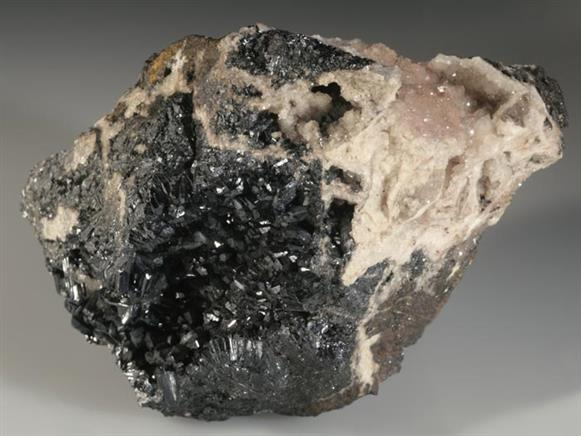 Goethite on Quartz