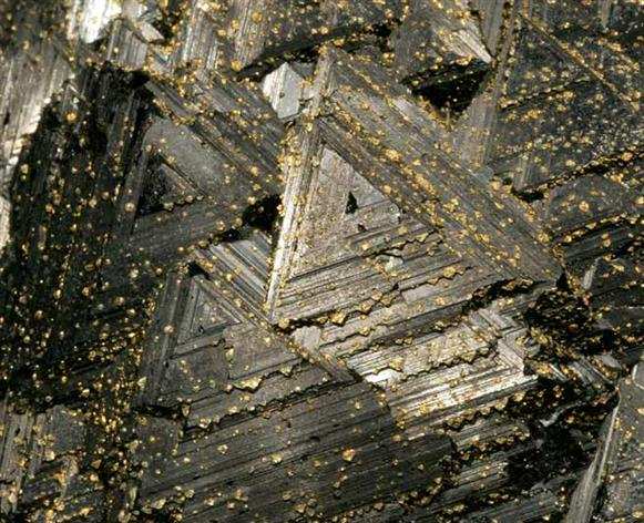 Sphalerite and Pyrite