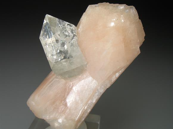Stilbite and Apophyllite