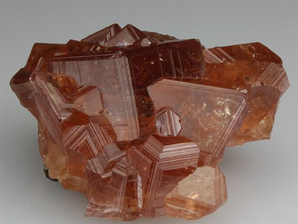 Grossular Garnet Var Hessonite