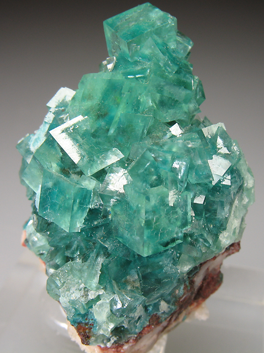 Smithsonite (Cuprian)