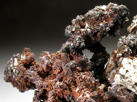 Native Copper and Cuprite