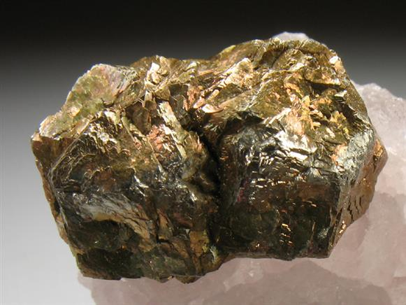 Pyrite on Fluorite on Quartz