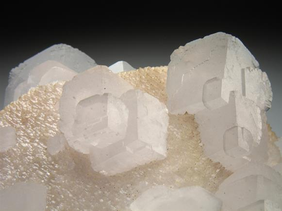 Calcite on  Calcite
