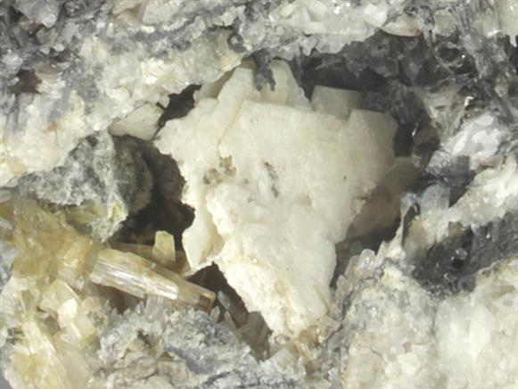 Leadhillite With Anglesite