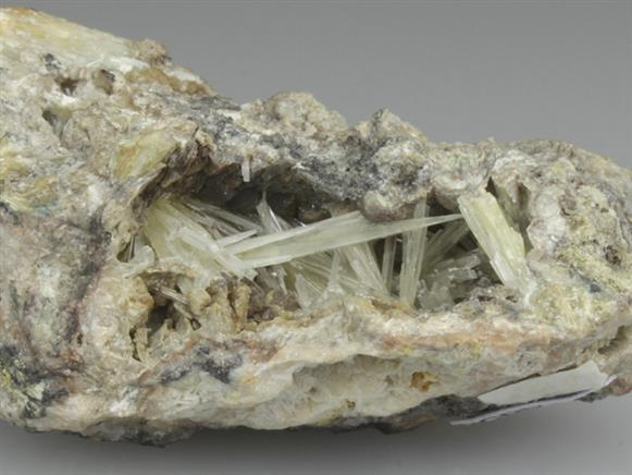Lanarkite With Leadhillite and Mattheddleite