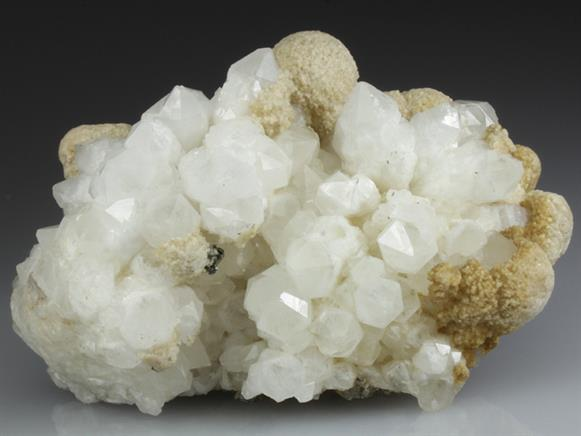 Quartz With Dolomite