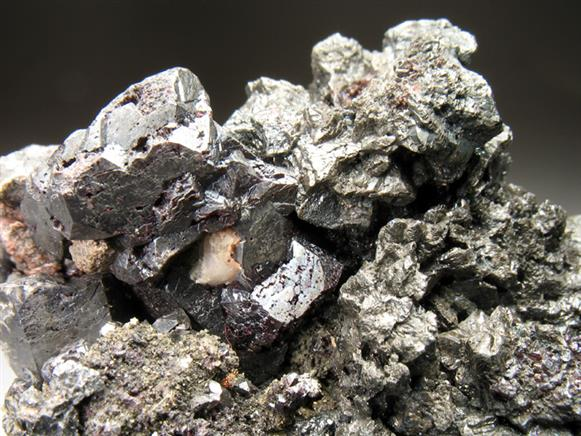 Pyrargyrite & Stephanite