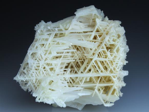 Cerussite (Reticulated Crystal Habit)