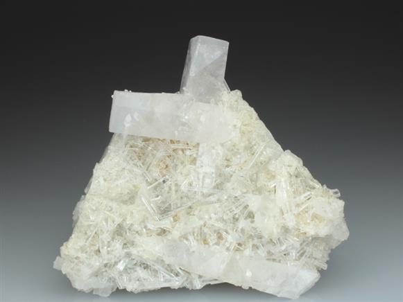 Calcite Twin Crystals