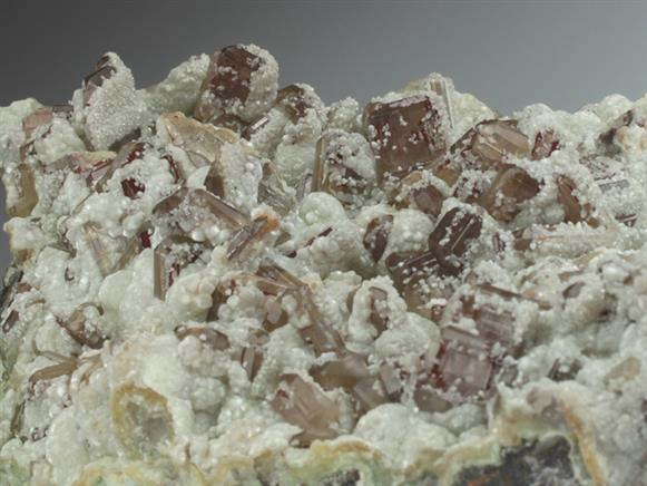 Cerussite With Smithsonite