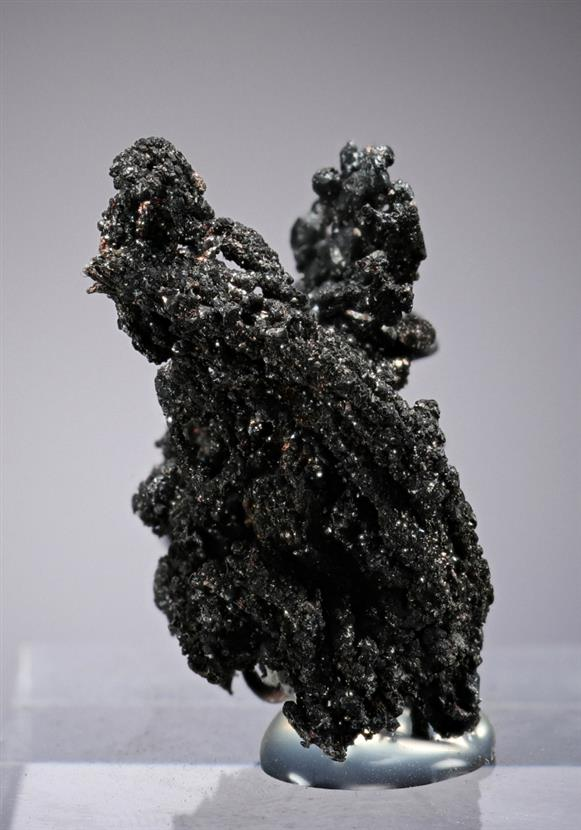 Native Silver With Sphalerite and Acanthite